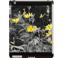 Chokeweeds SC iPad Case/Skin