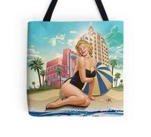 Marilyn Monroe - South Beach Tote Bag