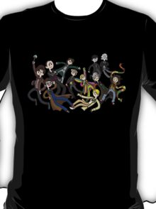 Adventure Time For Doctor Who T-Shirt