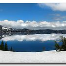 Crater Lake by Nikki Collier