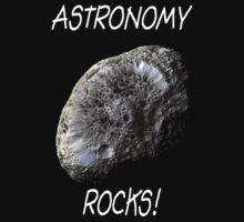 Astronomy Rocks! Kids Clothes