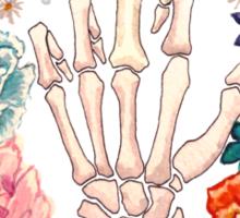 Passive Aggressive Skeleton Hand? Sticker