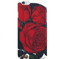 Valentines Roses iPhone Case/Skin