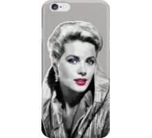 Grace Kelly - Princess Grace of Monaco  iPhone Case/Skin