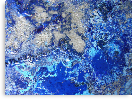 LOST IN SPACE by Dawn  Hough Sebaugh