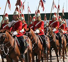 Lord Strathcona's Horse Regiment aka Royal Canadians by PrairieRose