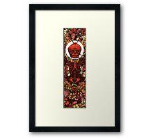 Death of Love Framed Print