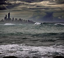 Stormy Seas by RhondaR