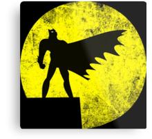The Dark Knight Metal Print