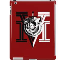 A Girl With Many Names iPad Case/Skin