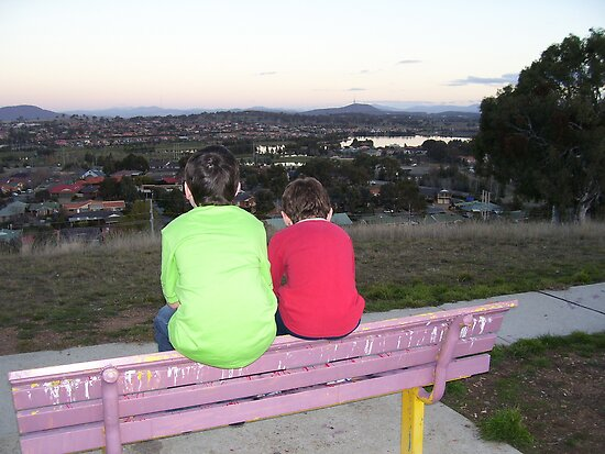 Through a childs eyes (Gungahlin, Australian Capital Territory) by eucumbene