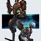 Hunter-Killer Robotics I by cobaltplasma