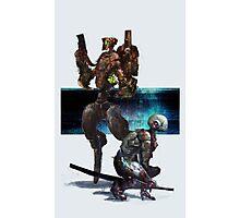 Hunter-Killer Robotics I Photographic Print