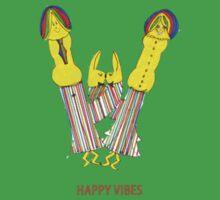 Happy Vibes by NomadicGoddess