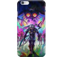 Majora's mask 3D iPhone Case/Skin