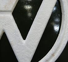 VW Badge by jaroas