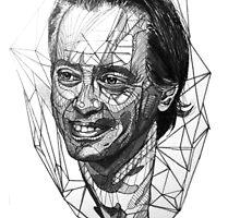 Steve Buscemi Geometric by TIMGILLAM