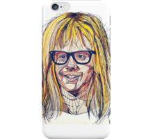 Garth Wayne's World iPhone Case/Skin
