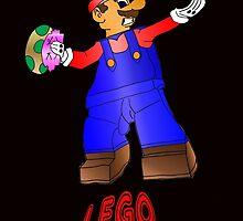 Lego Mario by browolf81