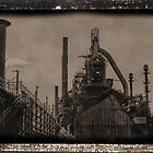 Old Time Bethlehem Steel by DJ Florek