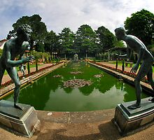 Compton Acres - The Italian Garden. by delros