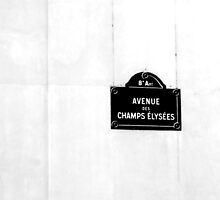 Champs Elysees by alexdee