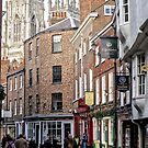 York by John (Mike)  Dobson