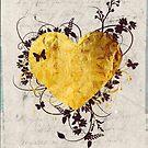 Golden Heart by Sybille Sterk
