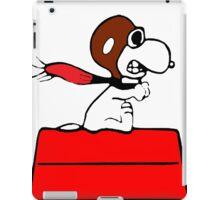 Aviator Snoopy iPad Case/Skin