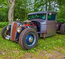 1934 Ford Hot Rod Pickup by kenmo
