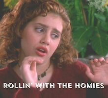 Tai Frasier Clueless Movie Rolling with the Homies by hellosailortees