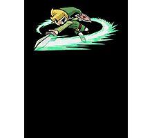 Legend Of Zelda Wind Waker Photographic Print