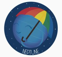 Rainy Day on Neptune Kids Clothes