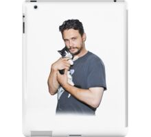 James Franco's Cat iPad Case/Skin