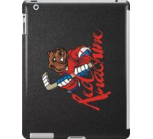 Hockey. Red machine. Russia. iPad Case/Skin