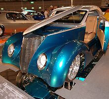 1937 Ford Roadster by Gino Iori