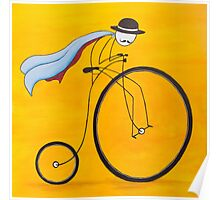 Bicycle Thief Poster