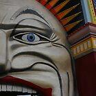 Luna Park, St Kilda by Leigh Penfold