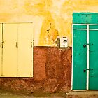 Meknes Wall by eyeshoot