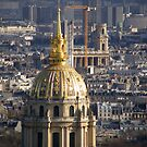 Les Invalides Paris by mikequigley