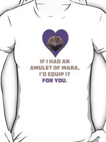 Amulet Of Mara Skyrim T-Shirt