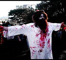 Zombie Jesus by TimWatkins