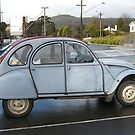 Citroen 2CV by George Petrovsky