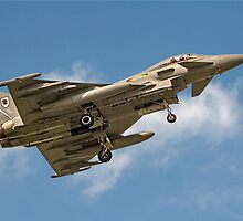Eurofighter Typhoon FGR.4 ZJ931/DA by Colin Smedley