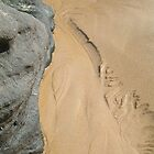 Passage in the Sand by dannitiller