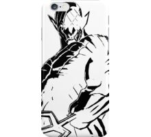 Azog Il Profanatore, The Defiler Black ed. iPhone Case/Skin