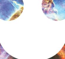 God's Dream | Galactic Smileys Sticker