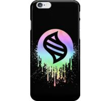 Keystone Splatter (Pastel) iPhone Case/Skin