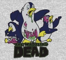 The Waddling Dead by DjMuppet