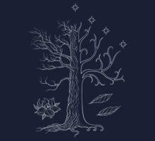 The White Tree of Gondor T-Shirt